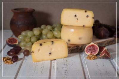Сыр Качотта c зеленью